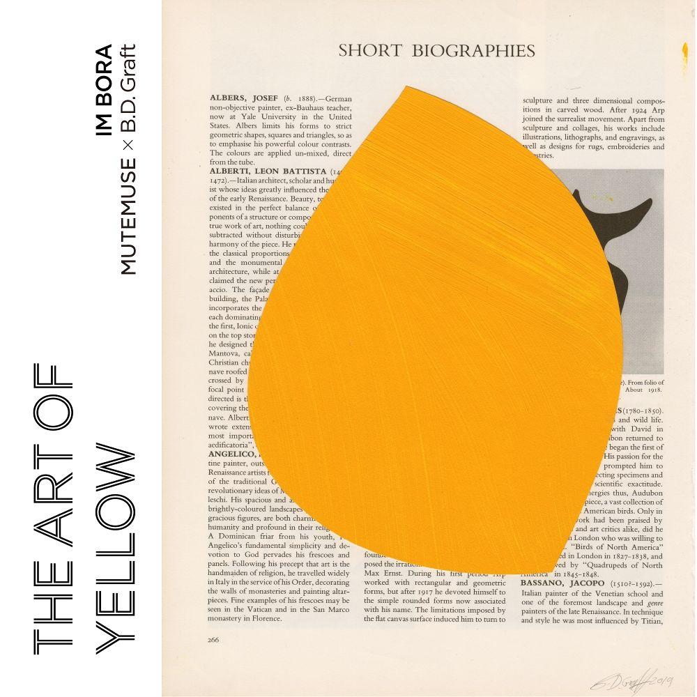 IM BORA – The Art of Yellow – Single