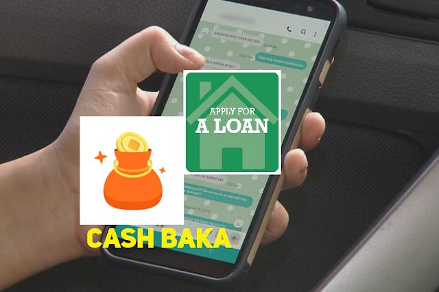 Cash Baka  |  Online Lending App (OLA)