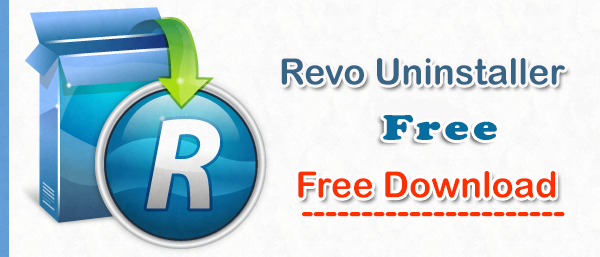 Revo Uninstaller Free For PC