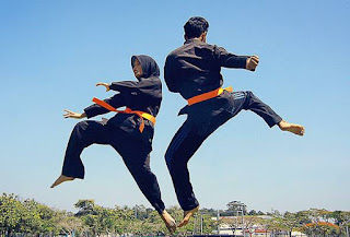 don't stab the back-in the martial arts need to be internalized society