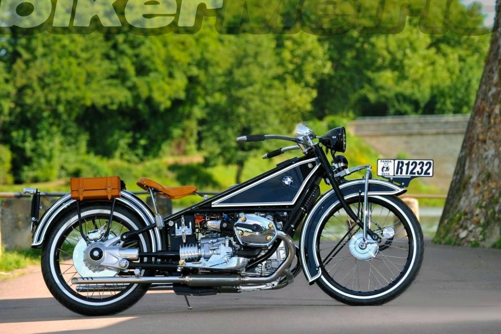 custom bmw r32 from der polierlappen magazine - bikermetric