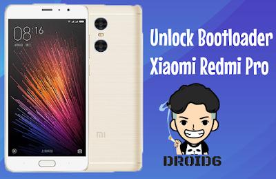 Unlock bootloader Xiaomi Redmi Pro