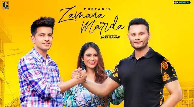 Zamana Marda Lyrics | Latest Punjabi Songs 2020