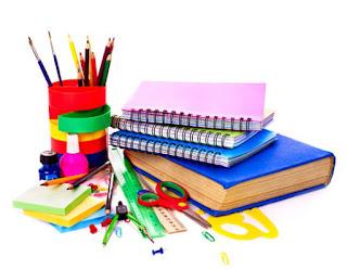 Listado de materiales curso 2020-21