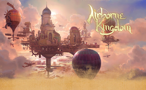 Airborne Kingdom Review - A simple and addicting desert crossing