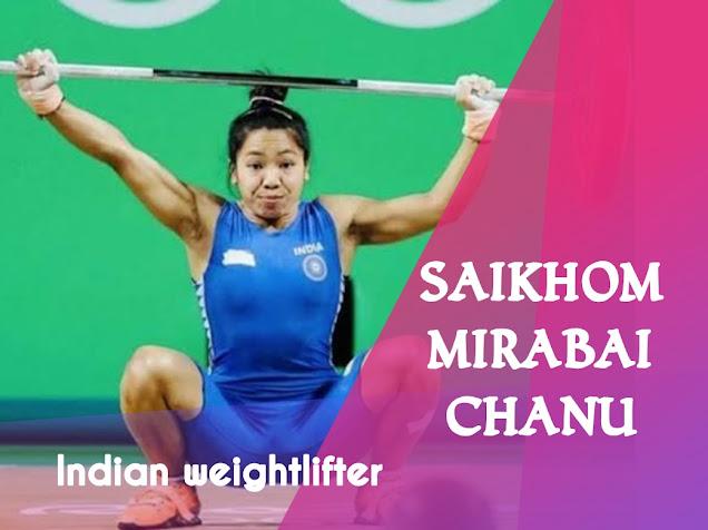 Saikhom Mirabai Chanu
