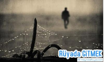 Rüyada Gittiğinin Görülmesi dini ve islami tabiri nedir? Rüyasının yorumları nelerdir?