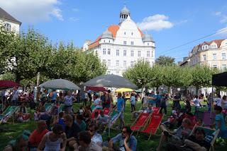 27.08.2017 Dortmund - Borsigplatz: Pele Caster