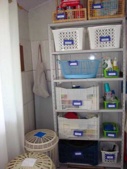 Minha lavanderia e/ou área de serviço