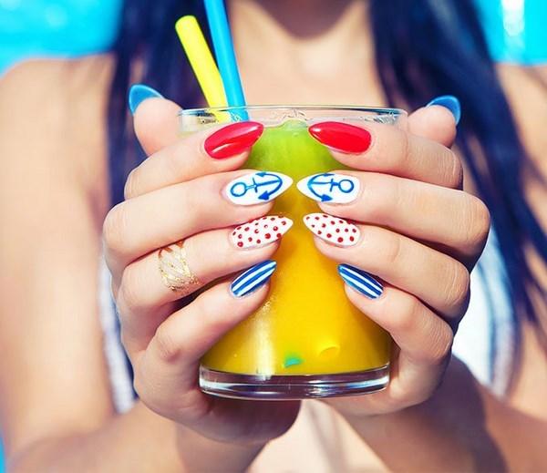 Cute Summer Nail Art Ideas That Will Make You Go Wow