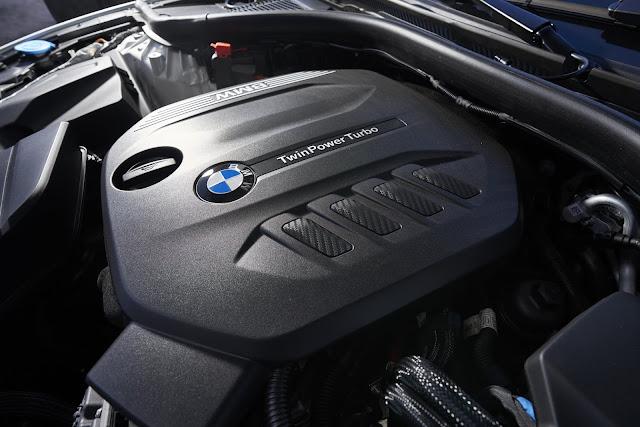 Novo BMW 320i 2020 - motor