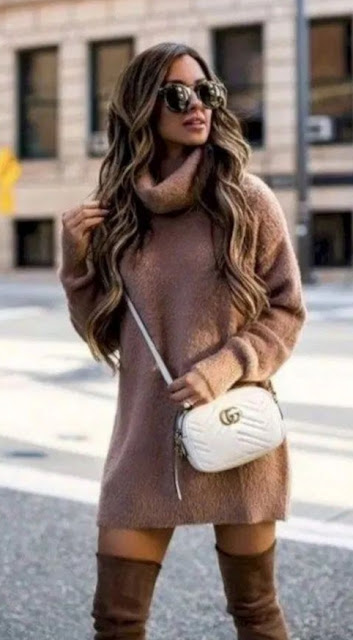 45 Cute Winter Outfits To Copy Now
