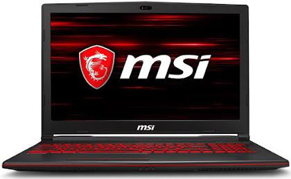 MSI GL63 8SE-026XES