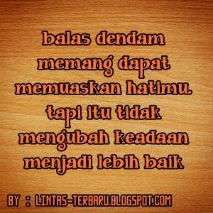 Gambar DP BBM Kata Kata Balas Dendam