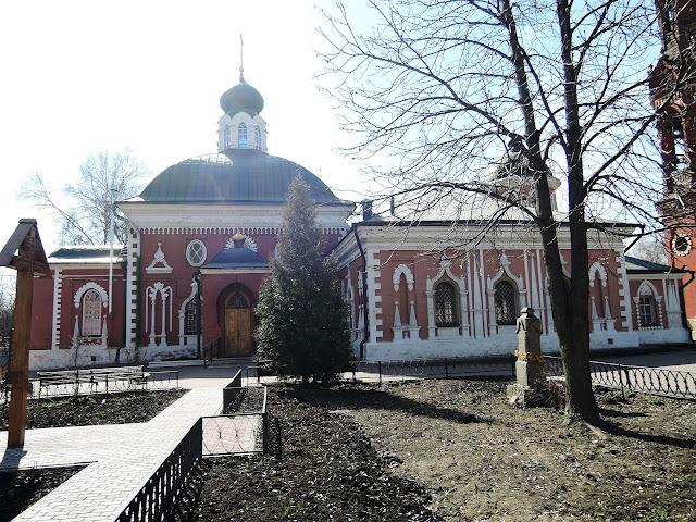 Храм Святителя Николая на Преображенке