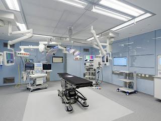 Thiết kế phòng sạch bệnh viện