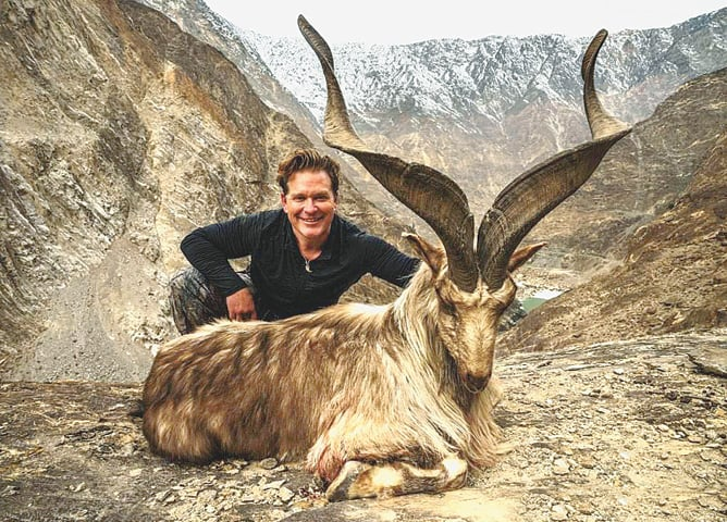 Chitral district ibex, markhor  protection bodies challenge inquiry into use of funds