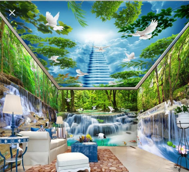 Toko Wallpaper Bintaro