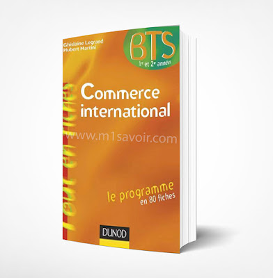 Livre Commerce international le Programme en 80 fiches PDF