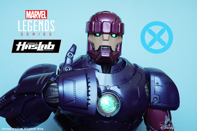 Hasbro HasLab X-Men Marvel Legends Sentinel photos, unboxing, review
