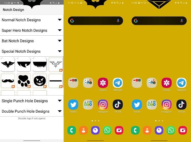 هل هاتفك يحتوي على نوتش؟ إليك 4 تطبيقات مفيدة