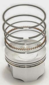 Cara Memasang Ring Piston / Urutan Pemasangan Ring Seher