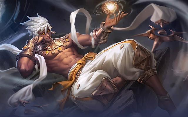 Vale Windtalker Heroes Mage of Skins Mobile Legends Wallpaper HD for PC