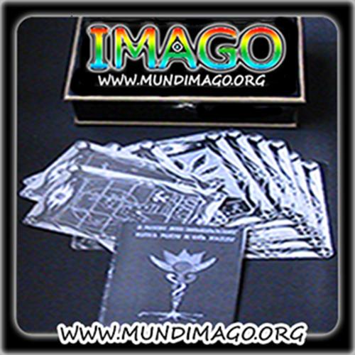 22 Carte Imago   per Leggere il Futuro   come i Tarocchi  Euro 25 + 10 per Spedizione