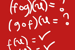 Cara mencari (fog)(x) dan (gof)(x) pada fungsi komposisi