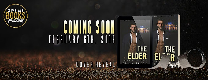 COVER REVEAL PACKET - The Elder by Celia Aaron