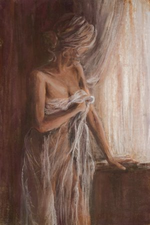 Mist of Dreams | Karen Wallis | British Figurative painter