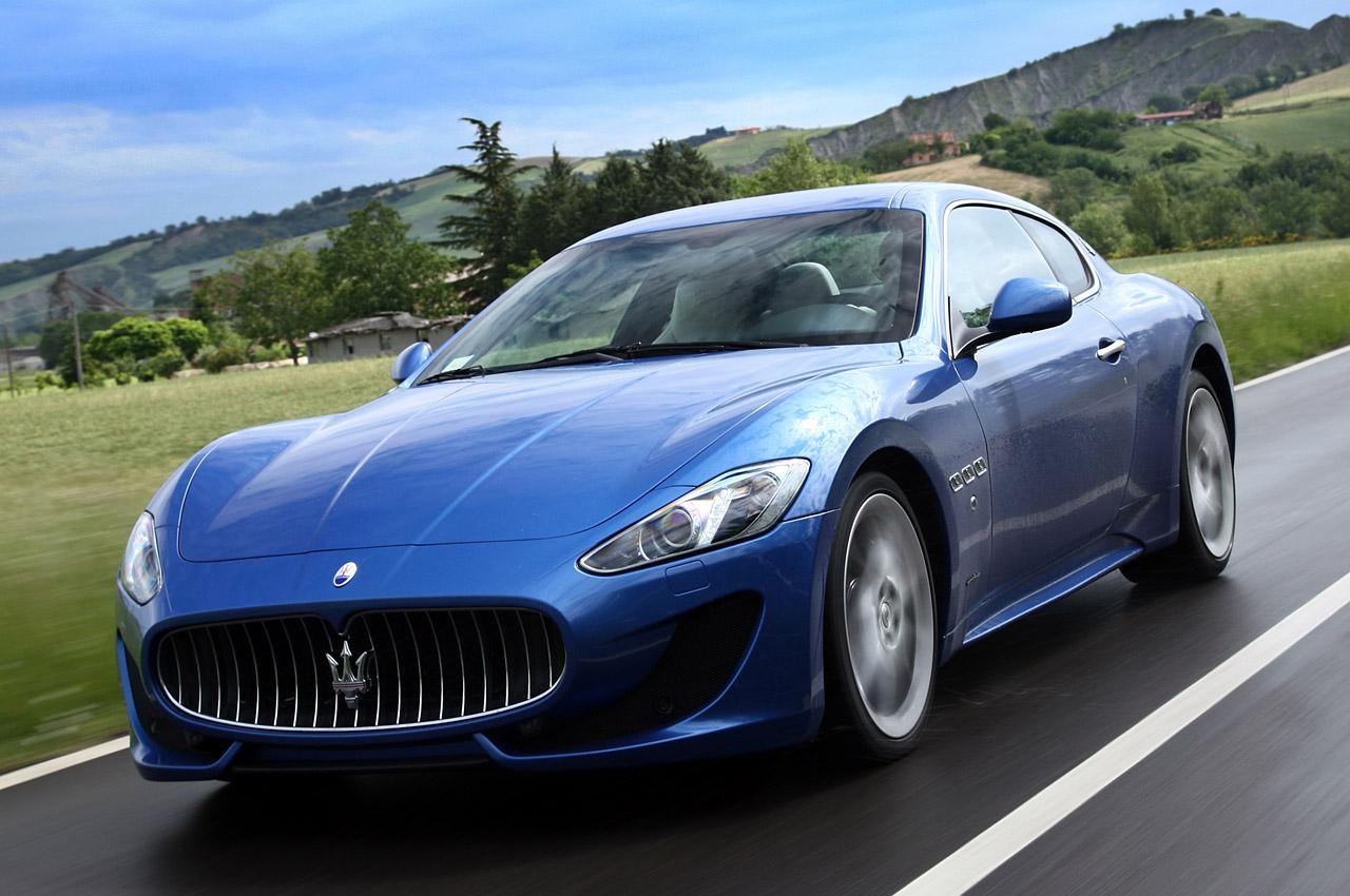 New Car Models: Maserati granturismo 2013