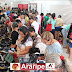 A Loja Aspectho Calçados de Trindade foi lotação no II dia da promoção 70% de Desconto