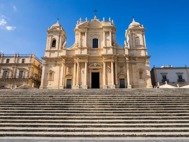 Noto - Cattedrale di San Nicolò ©ValeriaDeRiso