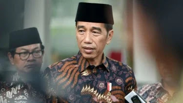 Lebaran Tahun Ini Jangan Harap Bisa Salaman dengan Jokowi