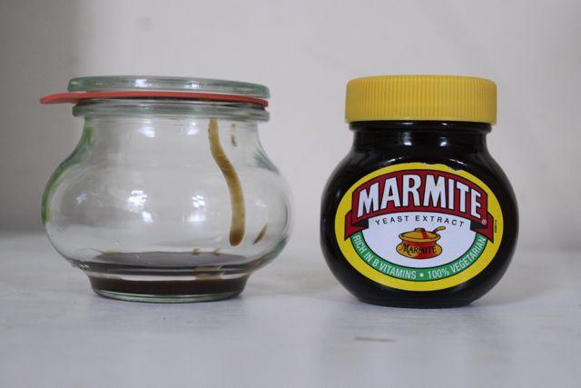 home made Marmite