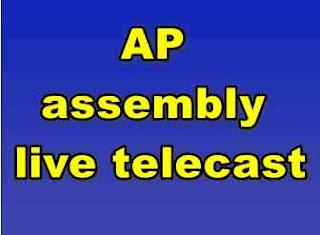 AP assembly live telecast