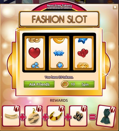 Fashion Slots