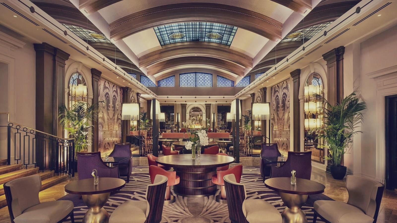 Sheraton Grand Park Lane Hotel London