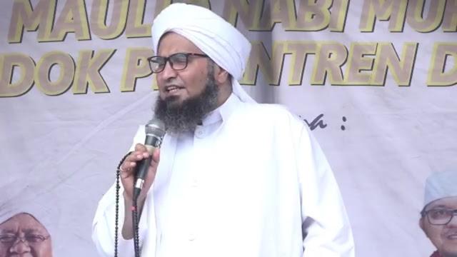 Habib Ali Aljufri Bertemu Pemuda yang Ragu Menjadi Atheis Karena Shalawat Nabi
