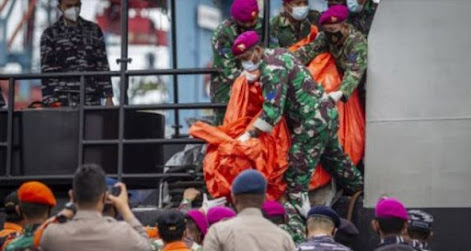 Hari Ke-4, Tim SAR Evakuasi 139 Kantong Jenazah Korban Jatuhnya Pesawat Sriwijaya