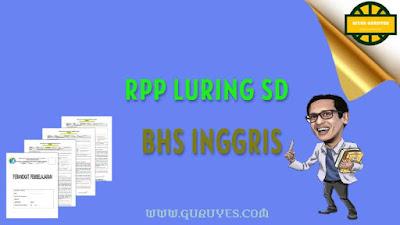 Download RPP Daring Bahasa Inggris Kelas  Download RPP Daring Bahasa Inggris Kelas 1 Semester 2