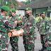 Dandim 0824/Jember Lepas Anggota Yang Memasuki Masa MPP