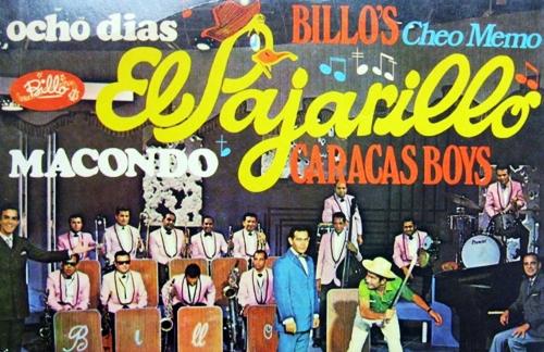Billo's Caracas Boys - Ocho Dias