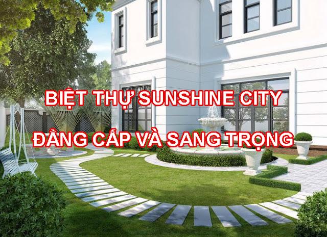 Shophouse Sunshine City Ciputra Tây Hồ - Nhà phố, Tin tức Ciputra Tây Hồ Hà Nội,