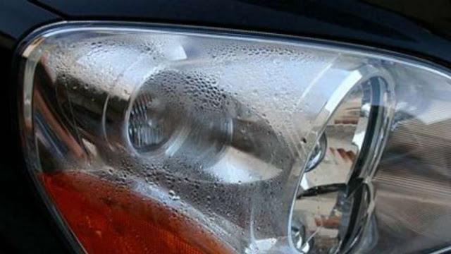 Beginilah Solusi nya Jika Lampu Mobil kemasukan Air, Jangan Panik