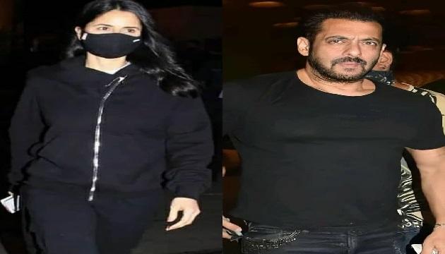 Salman khan and katrina kaif went to russia yesterday.