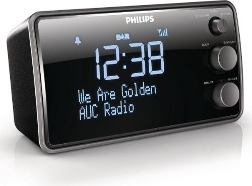 Beste wekkerradio test Philips