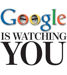 Google is watching you