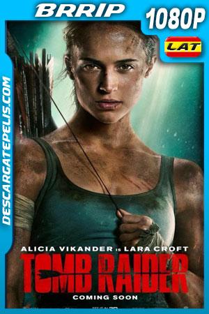 Tomb Raider Las aventuras de Lara Croft (2018) 1080p BRrip Latino – Ingles